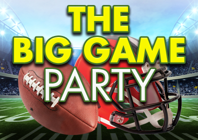 THE BIG GAME PARTY