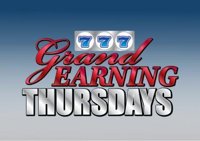 Grand Earning Thursdays logo