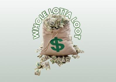 Whole Lotta Loot logo