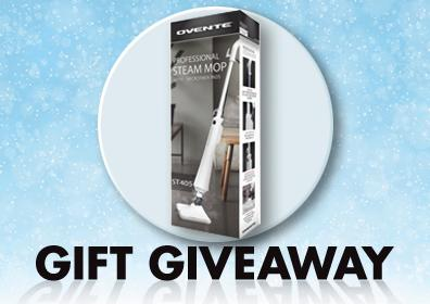 Photo of Ovente Steam Mop with Gift Giveaway