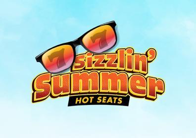 Sizzlin' Summer Hot Seats logo