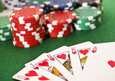 Photo of Poker Chips and Cards