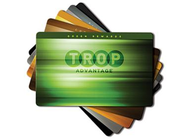 Trop Advantage Cards photo