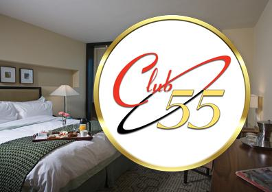 Le Merigot Hotel Club 55 logo