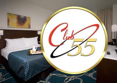 Tropicana Evansville Hotel Club 55 logo