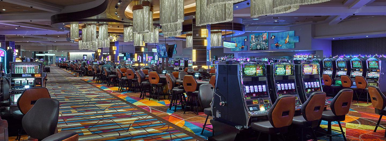 Slot Tournament Photo