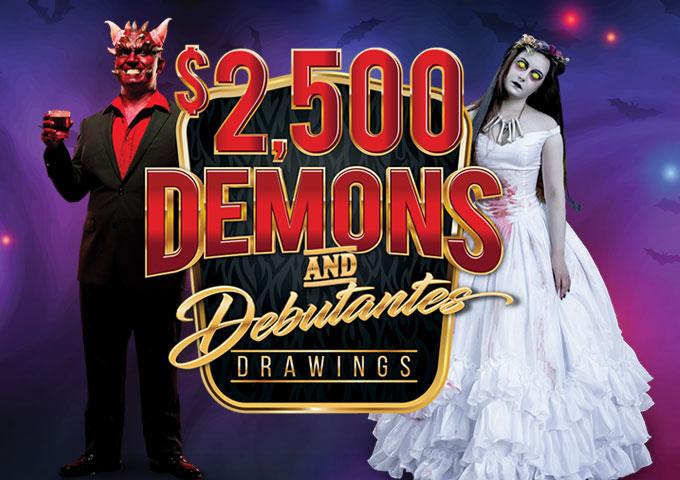 Demons & Debutants Drawing