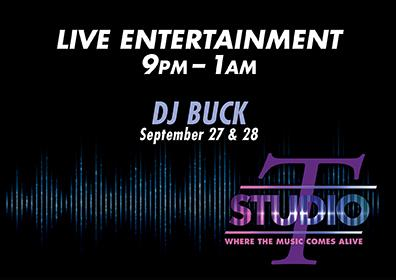 Live DJ Buck