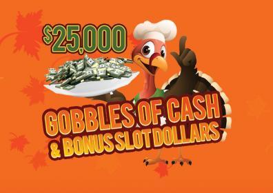 Graphic design Gobbles of Cash