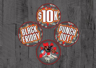 Graphic design Black Friday Give Away