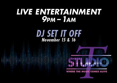 Live DJ Set It Off