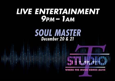 Graphic design DJ Soul Master