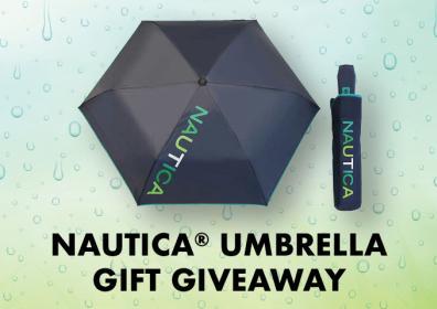 Nautica Umbrella Giveaway