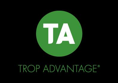 Graphic Design Trop Advantage logo