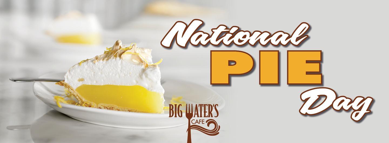 Graphic design lemon pie