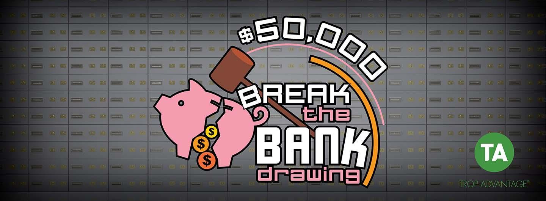 Graphic design of a pink piggy bank
