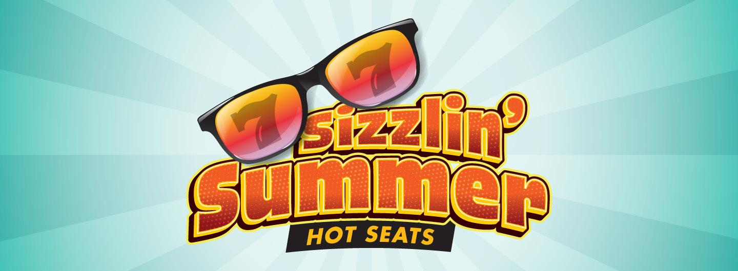 Sizzlin' Summer Hot Seats Logo