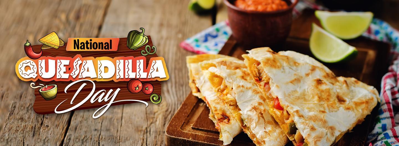 National Quesadilla Day