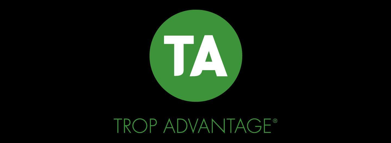 Graphic Design Trop Advantage logo