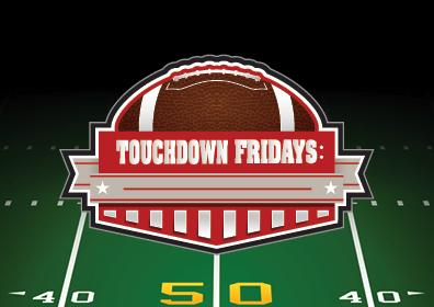 Touchdown Friday Card Image