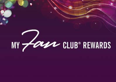 my fan club rewards card