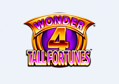 wonder 4 tall fortunes logo