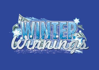 winter winnings cards