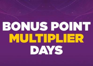 bonus point multi days card