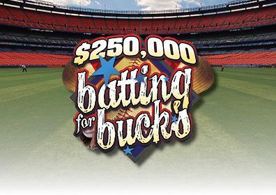 Batting for Bucks logo