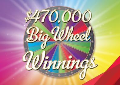 big wheel winnings logo
