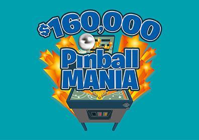 160K Pinball Mania Logo