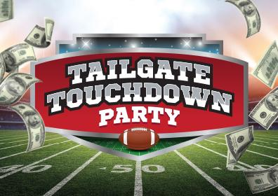 Tailgate Touchdown logo