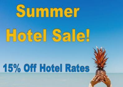Summer Hotel Sale