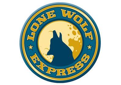 Lone Wolf Express Logo
