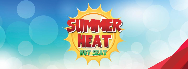 summer heat hot seat logo