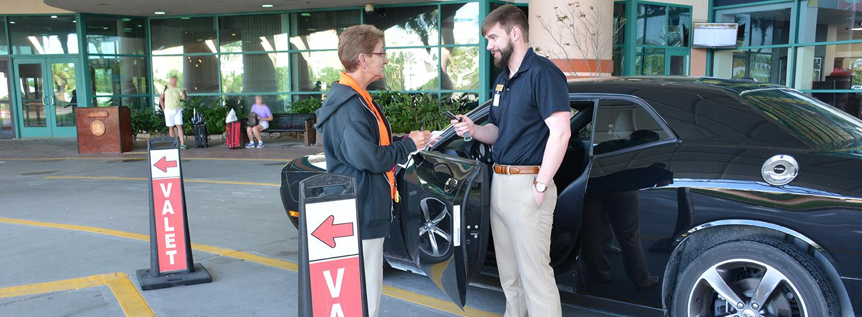 Parking & Valet Services | Isle Casino Lake Charles