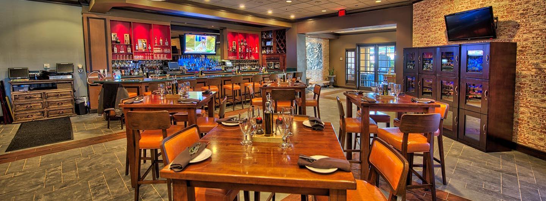 O&H Bar & Grill Interior
