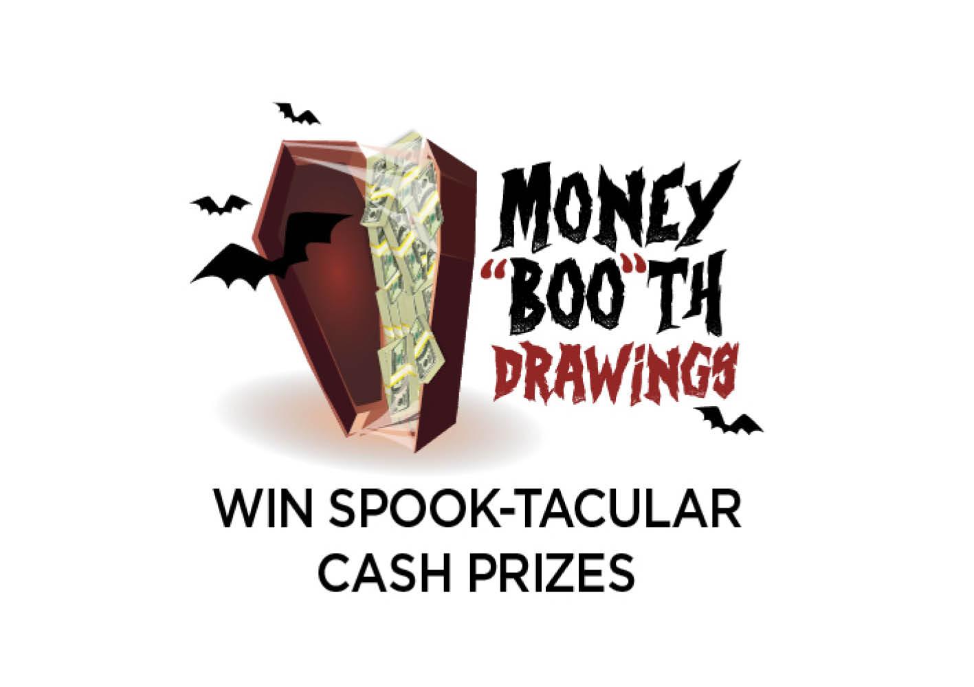 Money Boo-th Drawings
