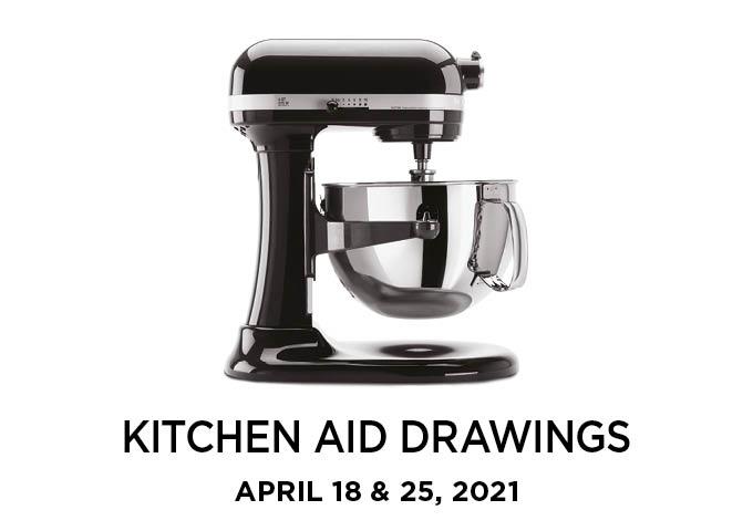 KitchenAid Drawings