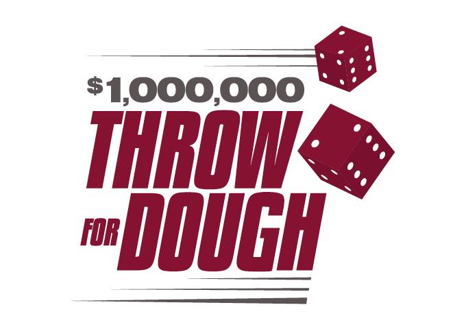 Throw for Dough