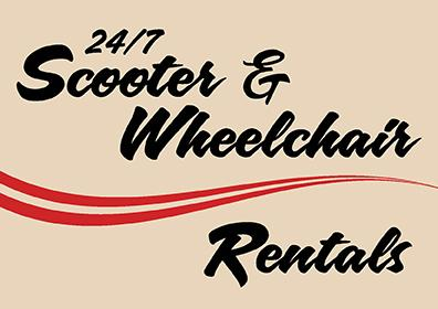 Scooter and Wheelchair Rentals