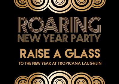 Roaring New Year Party