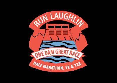 Run Laughlin Half Marathon Logo