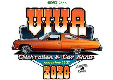 Viva Tropicana Celebration and Car Show 2020 Logo