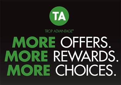 More Offers More Rewards More Choices