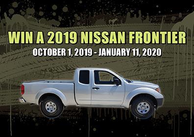 2019 Nissan Frontier Pickup Truck