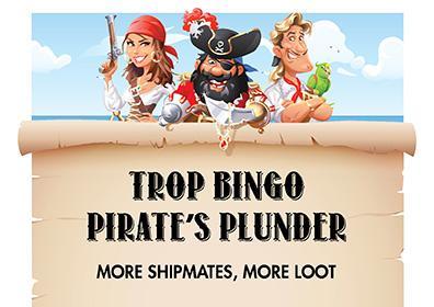 Bingo Pirate's Plunder