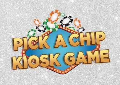 Pick A Chip Kiosk Game