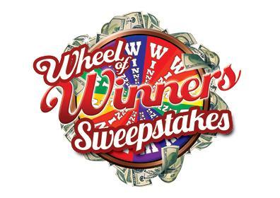 Wheel of Winners Sweepstakes