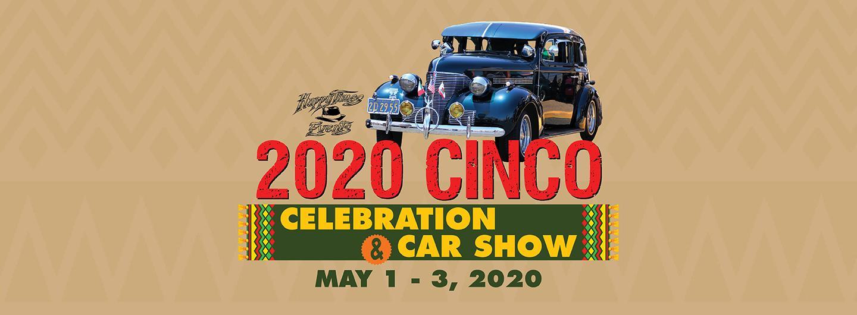 2020 Cinco de Mayo Celebration Logo